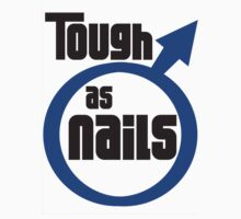 Tough as nails - Menfolk series by gnubier