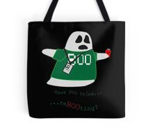 Stanley the Computer Programming Ghost Tote Bag