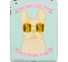 Dogs & Cash iPad Case/Skin
