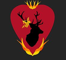 Stannis Baratheon's banner by Void-Manifest