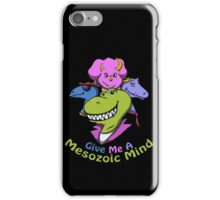 You can keep your Cenozoic  iPhone Case/Skin