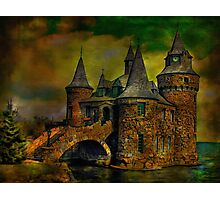 ...castle Photographic Print