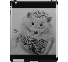 Hedgehog iPad Case/Skin