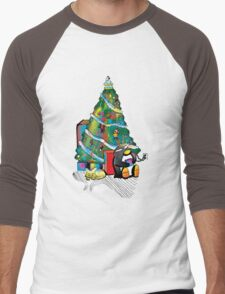 Christmas 2013 Men's Baseball ¾ T-Shirt
