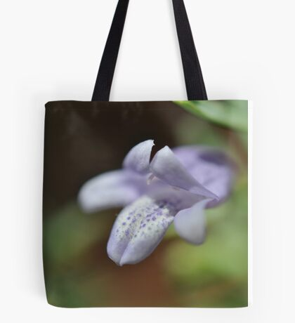 Mick Jagger Flower Tote Bag
