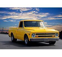 1968 GMC 'Jimmy' Pickup Truck Photographic Print