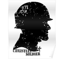 CHRISTIAN SOLDIER Poster