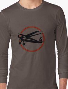 Vintage airplane Long Sleeve T-Shirt