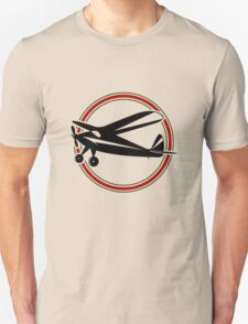 Vintage airplane Unisex T-Shirt