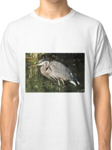 March of the heron Classic T-Shirt