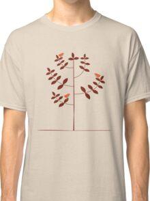 birds on tree Classic T-Shirt