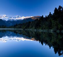 The Mirror Lake by Lesley Williamson