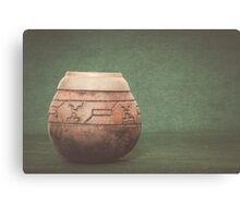 Mate cup Canvas Print