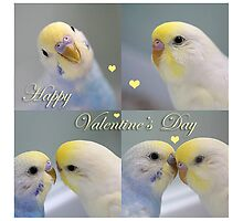 Happy Valentine's Day to you all! by Ellen van Deelen