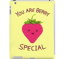 Fruity Truth! iPad Case/Skin
