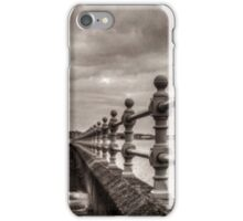 Seaside Fence iPhone Case/Skin