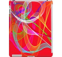 Roller Coaster Alley iPad Case/Skin