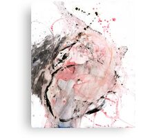 Oil and Water #30 Canvas Print