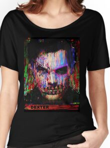Dexter Morgan.The Quiet Ones. Women's Relaxed Fit T-Shirt