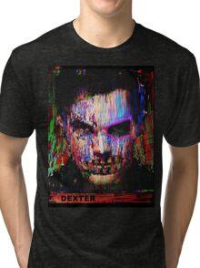Dexter Morgan.The Quiet Ones. Tri-blend T-Shirt