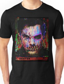 Dexter Morgan.The Quiet Ones. Unisex T-Shirt