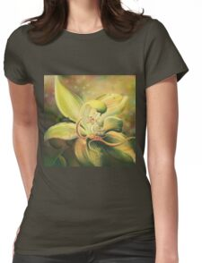 The Orchid Womens Fitted T-Shirt