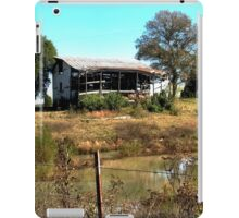 """""""Redneck Version of a Beachfront Condo""""... prints and products iPad Case/Skin"""