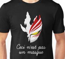 Ceci n'est pas un masque Unisex T-Shirt