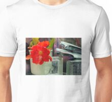 The Sonic Boom Bloom Room - Texturized Unisex T-Shirt