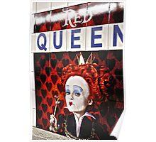 Red Queen Poster