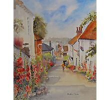 Church Hill - Hythe Kent Photographic Print
