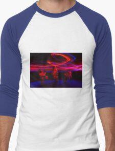 Trooper Dance Party Men's Baseball ¾ T-Shirt