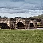 Burnsall Bridge by Kurt  Tutschek