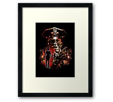 The Nightmare Police Framed Print