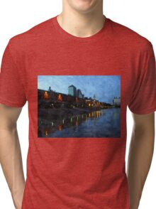 City by the Water Tri-blend T-Shirt