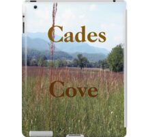 """""""Cades Cove""""... prints and products iPad Case/Skin"""