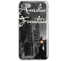 Digital Book Cover ~ Aurelia's Fountain iPhone Case/Skin