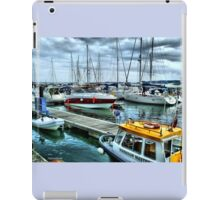 Poole Harbour iPad Case/Skin