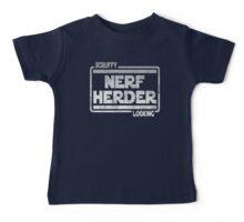 Scruffy Looking Nerf Herder Baby Tee