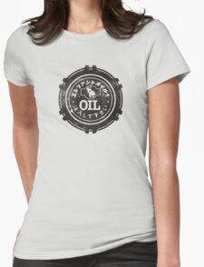 Datsun Oil Cap Womens Fitted T-Shirt