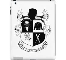 Armitage Army CoA  iPad Case/Skin