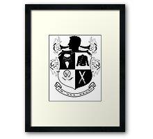 Armitage Army CoA  Framed Print