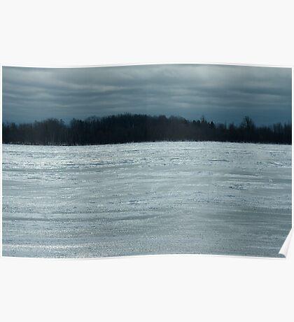 Saint Lawrence River Poster