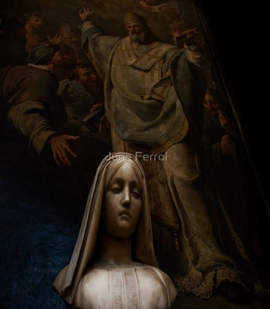 HAVE FAITH by June Ferrol