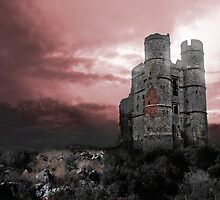 The Old Castle by GlennB