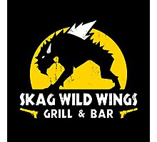 Skag Wild Wings Photographic Print