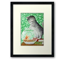 A possible meal! Framed Print