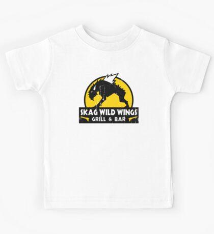 Skag Wild Wings Kids Tee