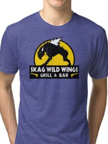 Skag Wild Wings Tri-blend T-Shirt