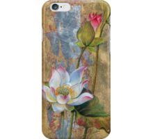 """""""On the Silver Ray"""" from the series """"In the Lotus Land"""" iPhone Case/Skin"""